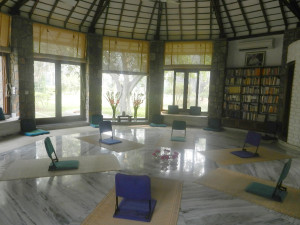 Delhi-meditation hall